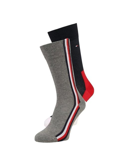 Calcetines-2-pares-Iconic-Hidden-Tommy-Hilfiger
