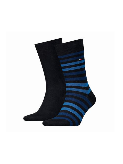 Calcetines-Duo-Stripe-2-pares-Tommy-Hilfiger